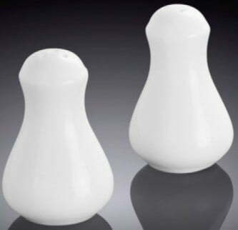 Набор соль и перец Wilmax фарфор WL-996066 купить недорого онлайн