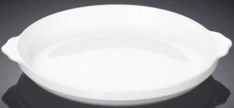 Форма из фарфора для запекания Wilmax 20 см WL-997002 купить недорого онлайн