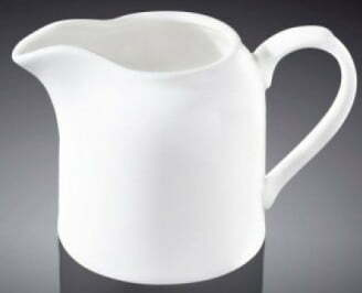Фарфоровый молочник Wilmax Color 250 мл WL-995018 купить недорого онлайн