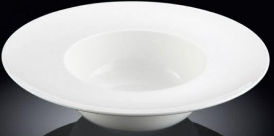 Тарелка круглая Wilmax из фарфора 23 см WL-991186 купить недорого онлайн