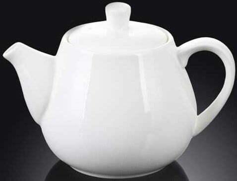 Чайник Wilmax заварочный из фарфора 1 л WL-994003 купить недорого онлайн