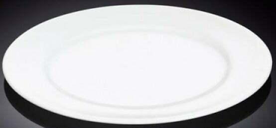 Блюдо фарфоровое Wilmax 30,5 см WL-991010 купить недорого онлайн