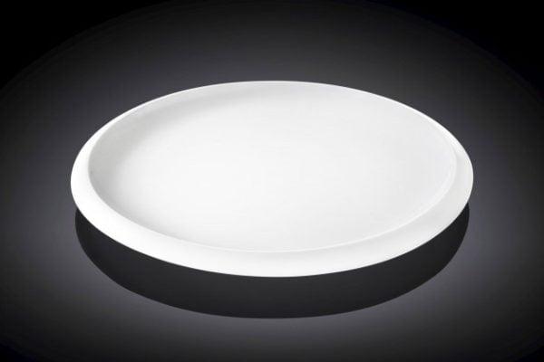 Тарелка десертная Wilmax 18 см фарфоровая WL-991234