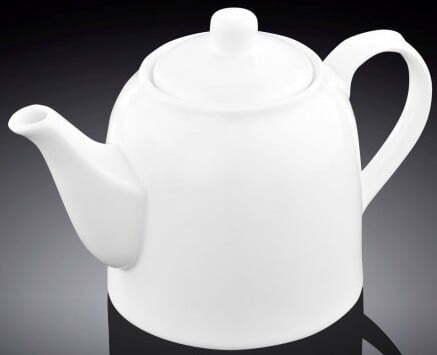 Чайник заварочный Wilmax фарфор 500 мл Color WL-994033/1C купить недорого онлайн