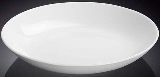 Блюдо Wilmax 30,5 см фарфоровое круглое WL-991119 купить недорого онлайн