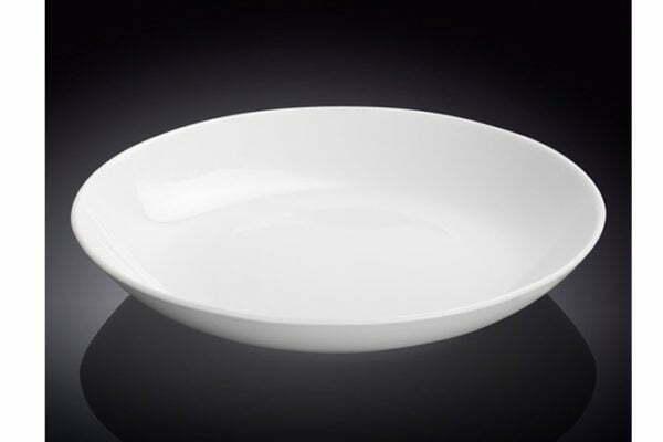 Блюдо Wilmax 30,5 см фарфоровое круглое WL-991119