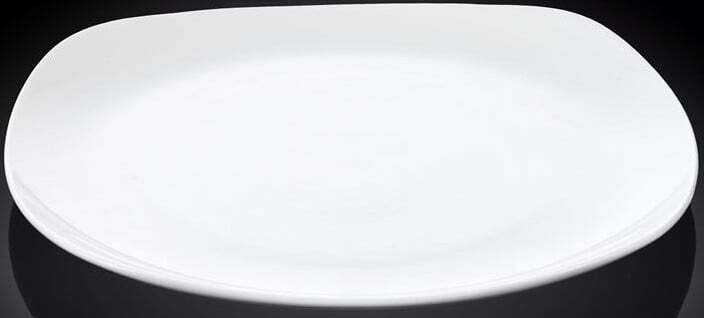 Блюдо квадратное Wilmax 29,5×29,5 см WL-991003 купить недорого онлайн