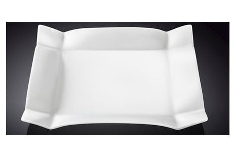 Блюдо фарфоровое Wilmax 29х29 см недорогая цена