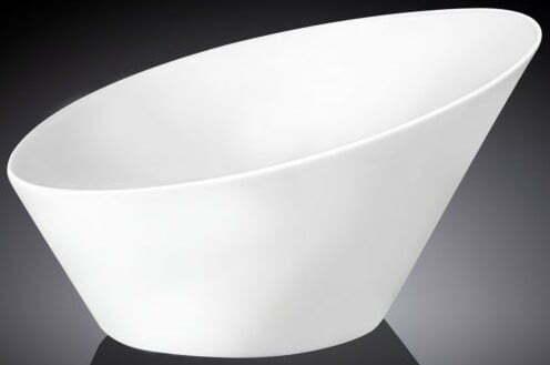 Фарфоровый салатник Wilmax 19,5 см WL-992775 купить недорого онлайн
