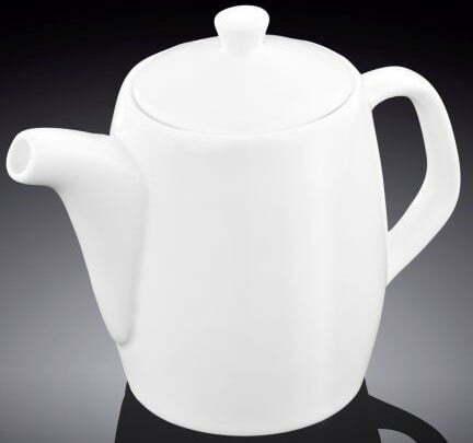 Заварочный чайник фарфоровый Wilmax 650 мл WL-994006/1C купить недорого онлайн