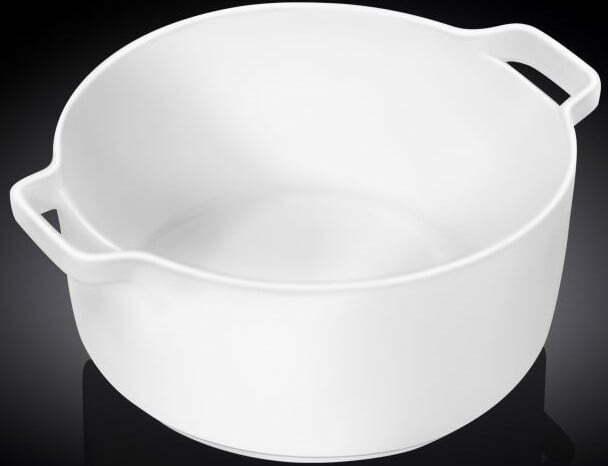 Форма для запекания фарфоровая Wilmax 19х16х7,5 см WL-997035 купить недорого онлайн