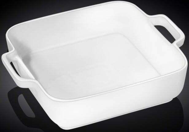 Форма Wilmax для запекания фарфор 30х24,5х7 см WL-997038 купить недорого онлайн
