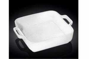 Форма Wilmax для запекания фарфор 30х24,5х7 см WL-997038