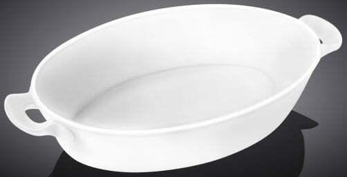 Форма Wilmax из фарфора для запекания 29,5х18х5,5 см WL-997052 купить недорого онлайн