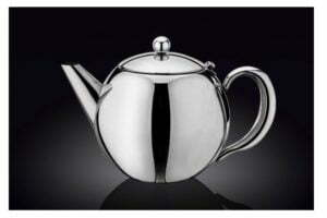 Чайник заварочный 1 л Wilmax St.Steel