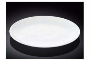 Блюдо круглое Wilmax из фарфора 30,5 см