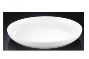 Десертная тарелка Wilmax 19 см из фарфора