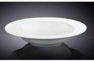 Тарелка Wilmax глубокая фарфоровая 23 см