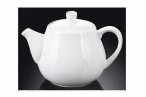 Чайник Wilmax заварочный из фарфора 1 л купить
