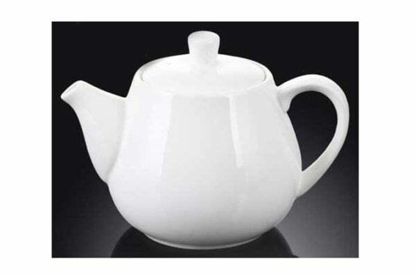 Чайник Wilmax заварочный из фарфора 1 л