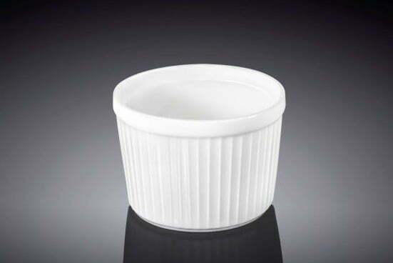 Форма фарфоровая Wilmax порционная 8,5х6,5 см