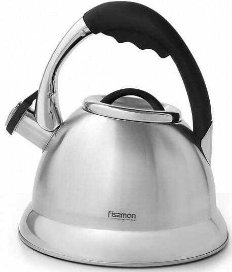 Чайник Fissman 2,6 л из нержавейки Maggie 5953 купить недорого онлайн