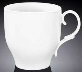 Чашка Wilmax чайная фарфоровая 400 мл WL-993106 купить недорого онлайн