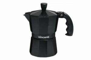 Кофеварка гейзерная алюминиевая Vincent 0,3 л VC-1366-300