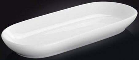 Блюдо Wilmax из фарфора 14 см WL-992401 купить недорого онлайн