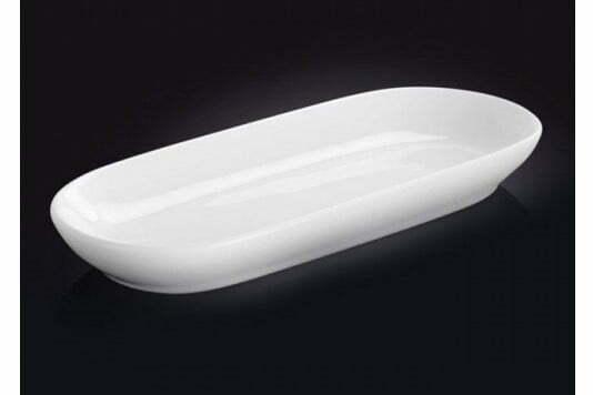 Блюдо Wilmax из фарфора 14 см WL-992401