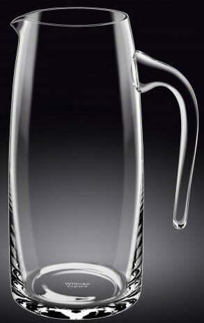 Кувшин стеклянный Wilmax 1000 мл WL-888306/1C купить недорого онлайн