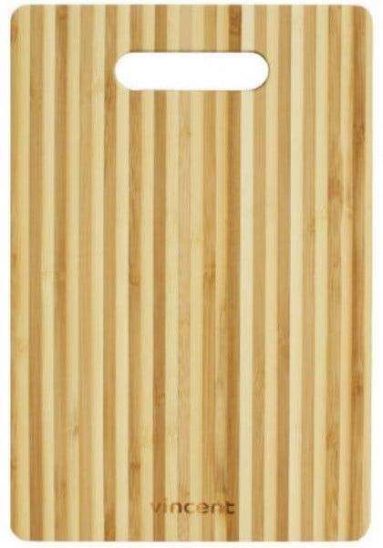 Доска кухонная Vincent бамбук 28х18х0,8 см VC-2101-28 купить недорого онлайн