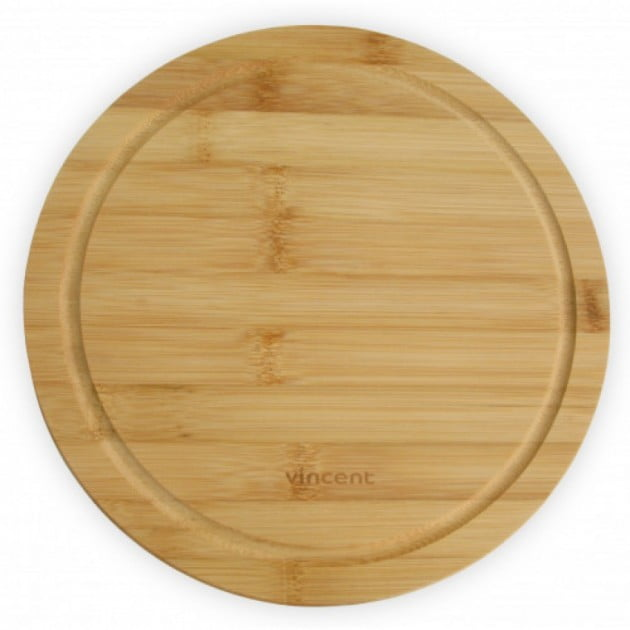 Доска Vincent кухонная бамбук 24х24х1,2 см VC-2103-24 купить недорого онлайн