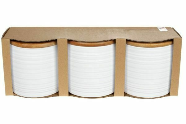 Набор керамических банок 550 мл