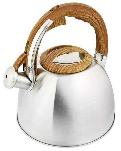 Чайник 3 л Lessner со свистком 49516 купить недорого онлайн