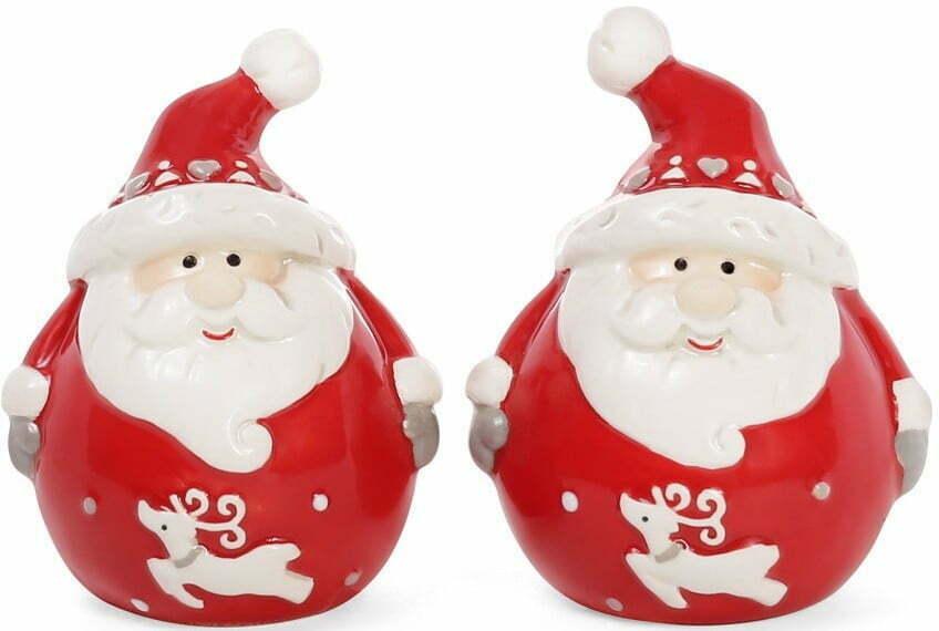 Набор для специй BonaDi Санта солонка и перечница 7,6 см 834-178 купить недорого онлайн