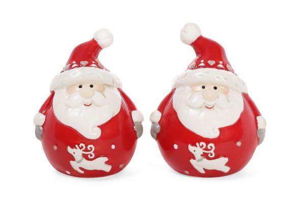 Набор для специй BonaDi Санта солонка и перечница 7,6 см 834-178