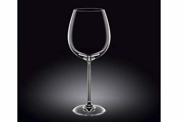 Набор бокалов для вина Wilmax 480 мл 2 шт WL-888003/2C