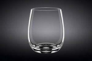 Набор стаканов для виски Wilmax 370 мл 6 шт WL-888021/6A