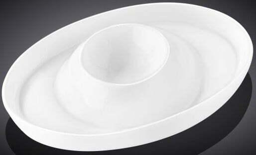 Подставка под яйцо Wilmax 12,5х9 см WL-996151 купить недорого онлайн
