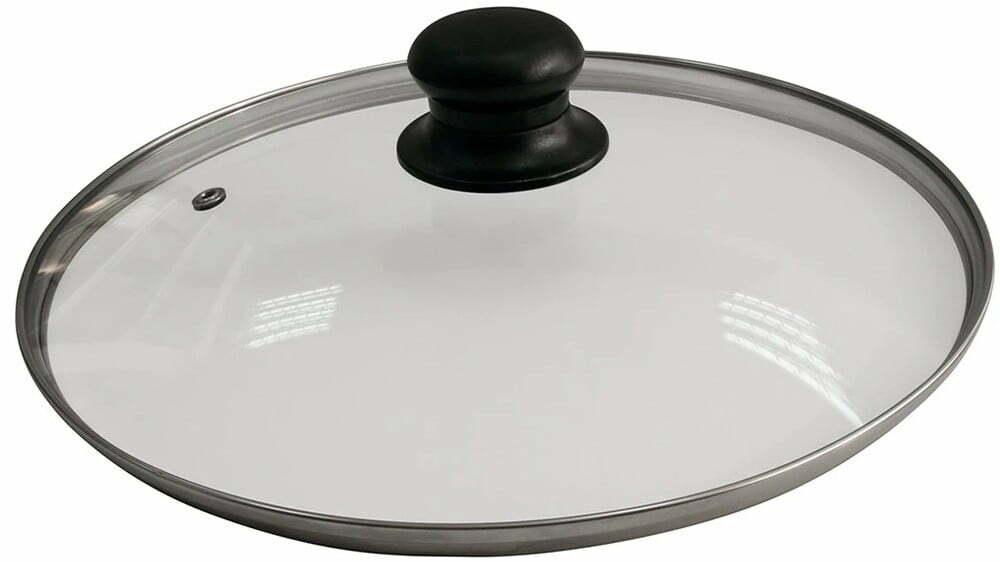 Крышка термостойкое стекло 20 см Vincent VC-4455-20 купить недорого онлайн