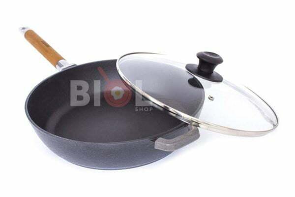 Сковорода чугун Биол 28 см