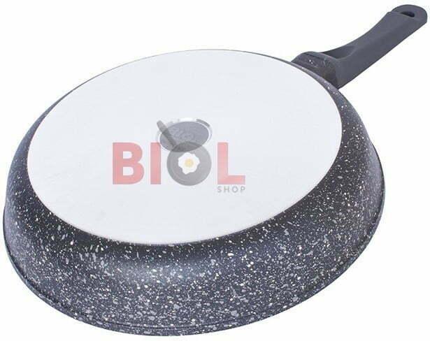 Сковорода Биол с антипригарным покрытием ELITE 28 см 2816П низкая цена