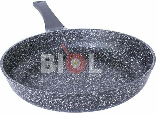 Сковорода Биол с антипригарным покрытием ELITE 28 см 2816П доступная цена