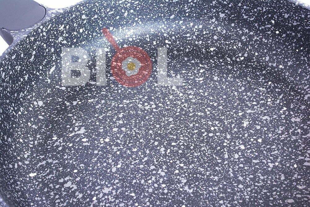 Сковорода Биол с антипригарным покрытием ELITE 28 см 2816П заказать в интернет магазине