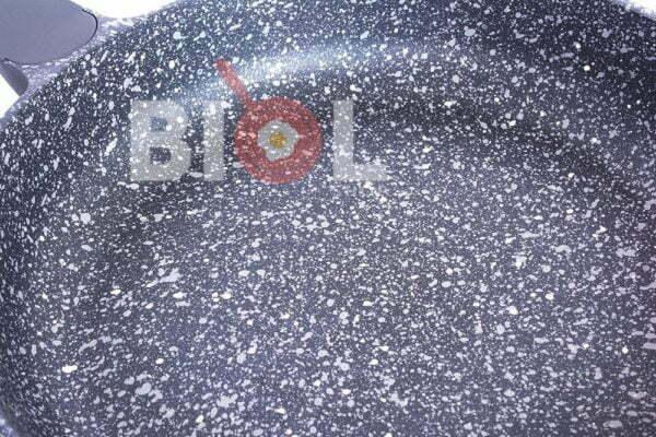 Сковорода Биол с антипригарным покрытием ELITE 26 мм