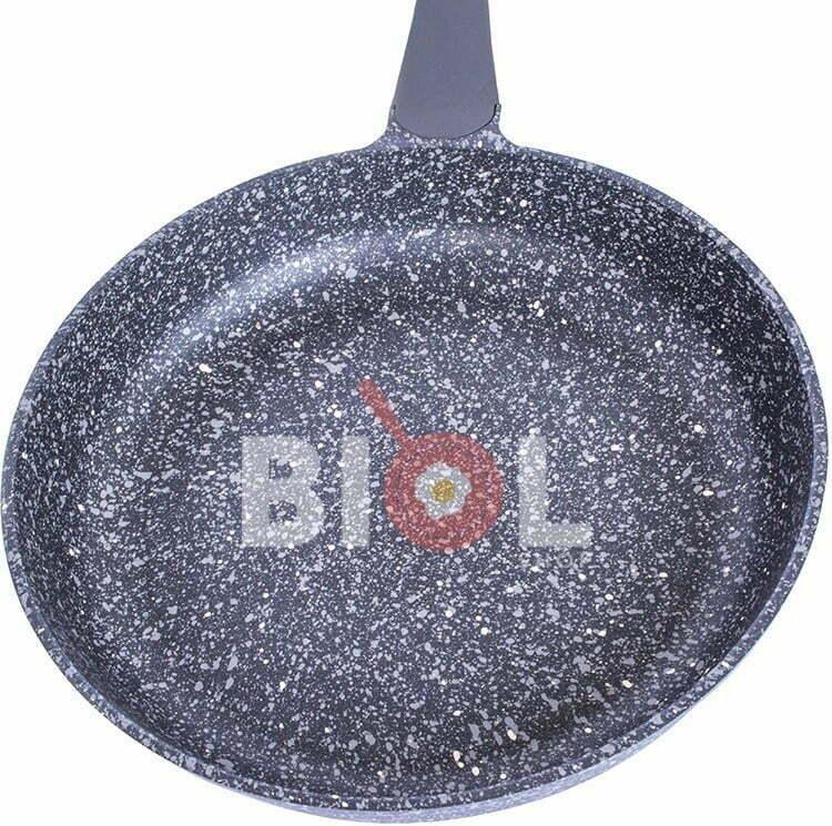 Сковорода Биол с антипригарным покрытием ELITE 28 см 2816П купить в Харькове