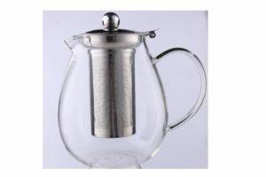 Заварочный чайник с металлическим фильтром Lessner Thermo 1,2 л 11306