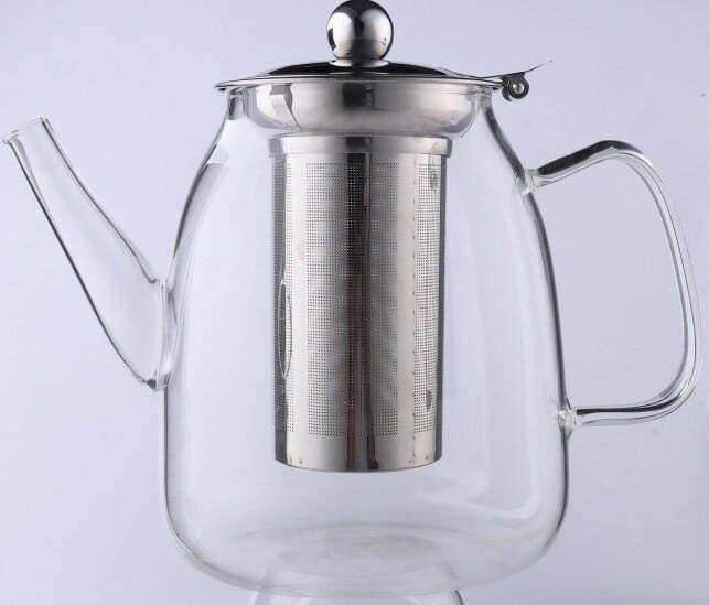 Заварочный чайник с фильтром Lessner Thermo 1,3 л 11305 купить недорого онлайн
