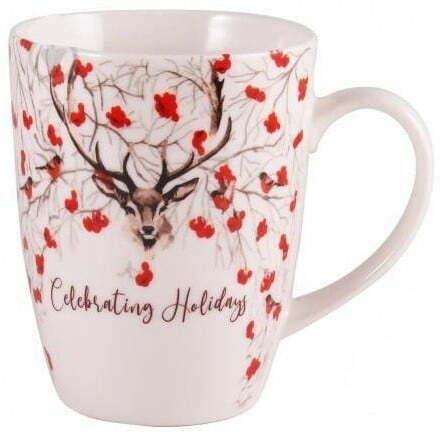 Чашка Milika Happy Holiday 350 мл M0520-L2 купить недорого онлайн